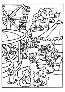 Carnivals For Kids  Coloring Page Carnival Img 6514 sketch template