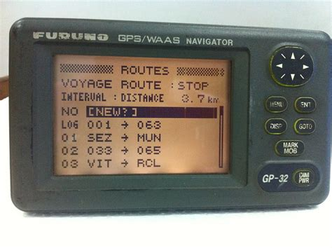 Furuno Gp32 4 5 Inch Lcd Waas for sale furuno gp32 gps navigator marinemarket in
