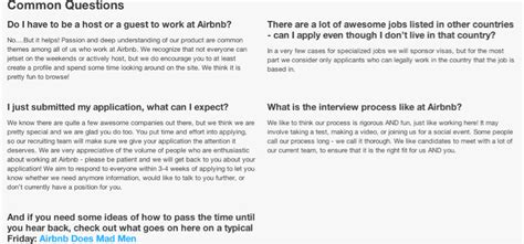 Offer Letter Email To Candidate Exclusive How Airbnb Gave Its Candidate Experience A Makeover Linkedin Talent