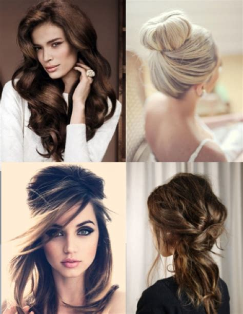 Hair Styles For Women Special Occasion | loren s world loren s world latest beauty trends