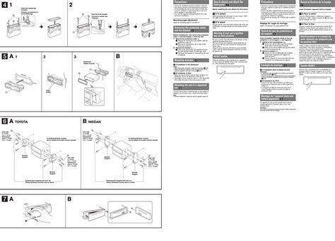 Sony Cdx Gt240 Wiring Diagram Webtor Me