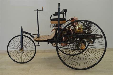 first mercedes benz 1886 where it all started 1886 benz patent motorwagen german
