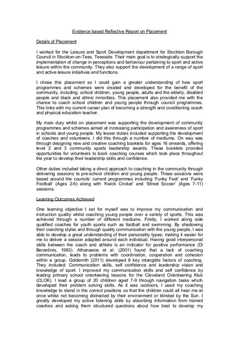 writeplacer guide with sle essays sle conclusion for an essay 28 images sle reflective