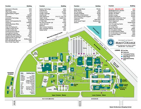 Dental Office Floor Plan by University Of Hawaii Maui College