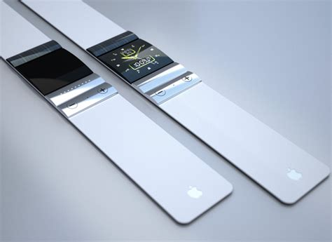 iwatch layout on iphone new iwatch render by tolga tuncer is fancy and classy