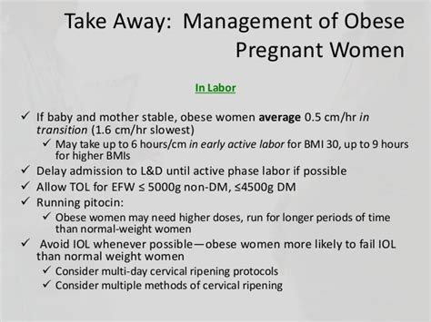 weight management during pregnancy obesity in pregnancy