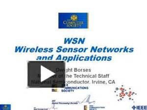 Ppt Templates For Wsn | ppt wsn wireless sensor networks and applications