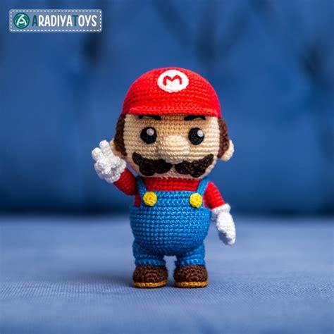 Amigurumi Patterns Mario | mario quot super mario bros quot amigurumi pattern