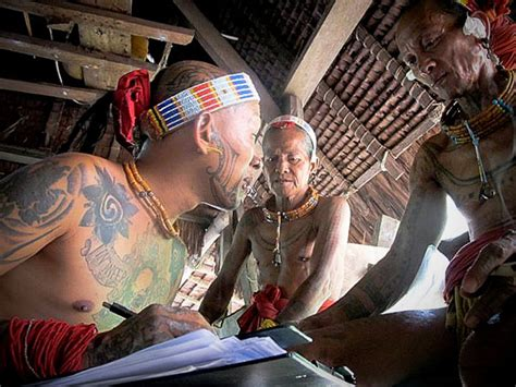 mentawai tattoo meaning mentawai tattoo revival as worlds divide