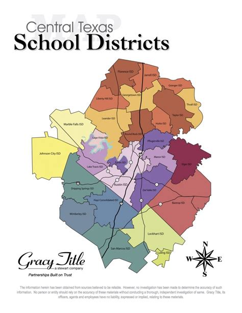 texas school region map central texas school district map cedar park texas living