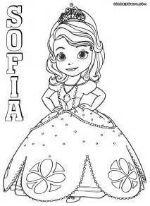 sofia the first coloring book sofia the first coloring pages az coloring pages