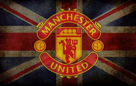 manchester united here some logo s and tehotos of manchester united f c