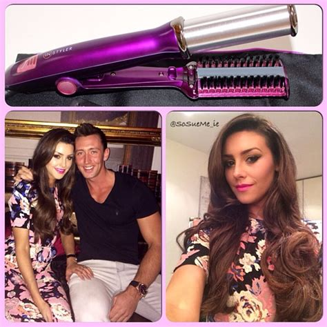 Instyler Hair Styler Reviews by Instyler Rotating Hair Iron Reviews Om Hair
