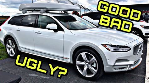 Volvo Race 2019 by 2019 Volvo V90 Cross Country Race Review The