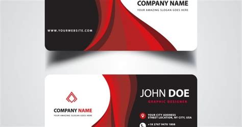 Company Id Card Template Cdr by Template Id Card Format Coreldraw Bagus Banget Guru Corel