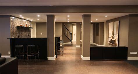 Marvelous cork floors decorating ideas for basement modern