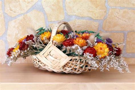 composizioni di fiori secchi composizioni floreali fiori secchi composizione fiori