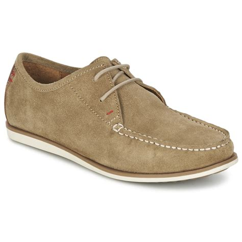 portland puppies derby shoes hush puppies briggs portland beige free delivery with spartoo co uk