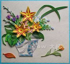 quilling tutorial group 1000 images about quilling flowers in a basket on