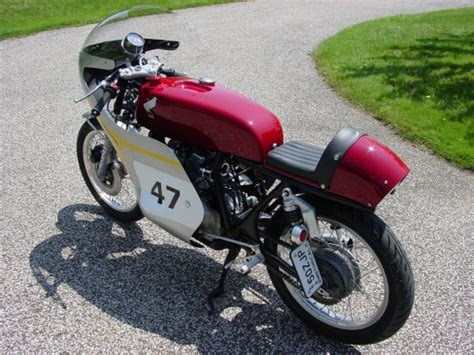 faux racer 1973 honda cb350f rc166 replica for sale classic sport bikes for sale