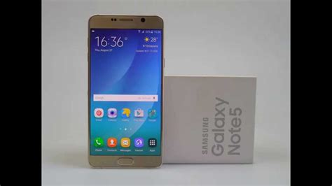 jual samsung galaxy note 5 0812 3179 9950
