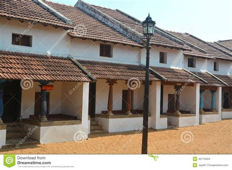 traditional indian house stock photo image of