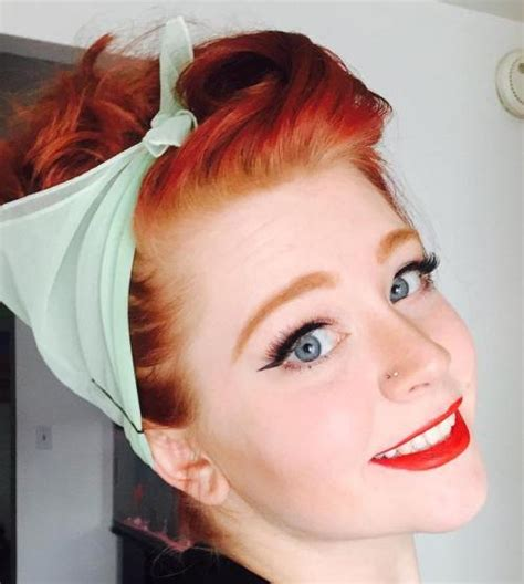 Pin Up Hairstyles With Bandana by 20 Gorgeous Bandana Hairstyles For Cool