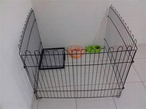 Harga Kandang Pagar Kucing jual kanjdang anjing kandang kucing pagar anjing pagar