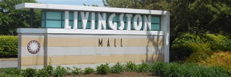 layout of livingston mall allied signage commercial sign company nj