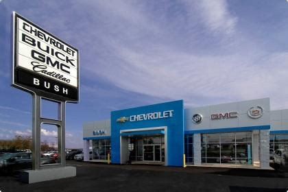 Bush Chevrolet Wilmington Ohio Bush Auto Place Wilmington Oh 45177 Car Dealership And