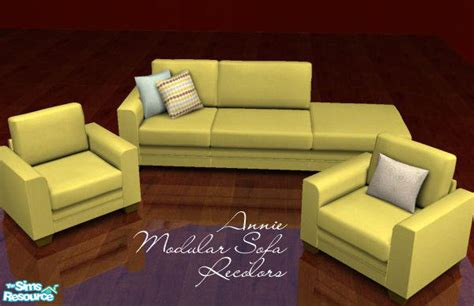 Sims 3 Sectional Sofa Froilan S Modular Sofa Recolors