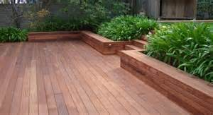 How To Build A Patio Bench Solid Timber Decking Wr Timbers