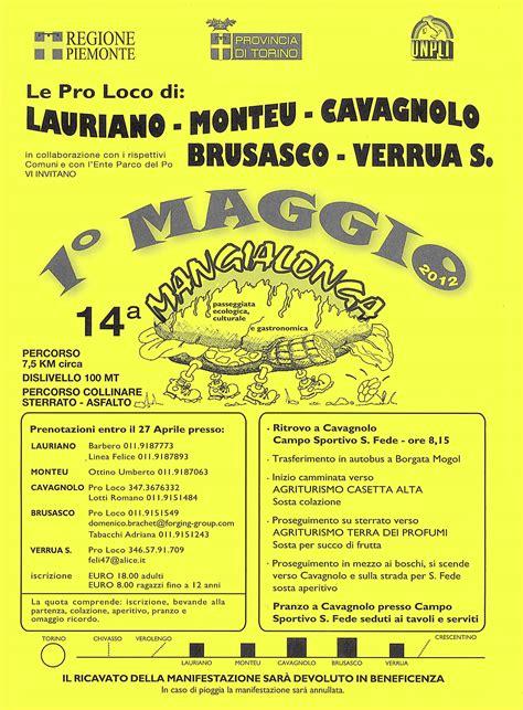 cassetta cagnolo pro loco lauriano 187 mangialonga 187 pagina 2
