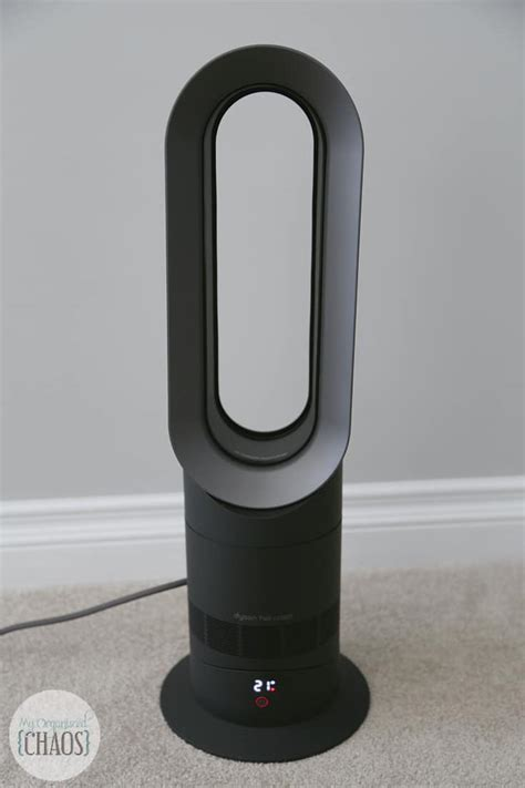 dyson am09 and cool fan heater dyson cool am09 bladeless fan heater