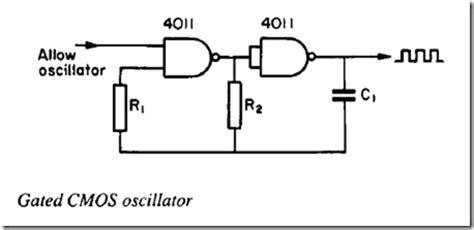 integrated circuit oscillator integrated circuit course square wave oscillators and op square wave oscillator