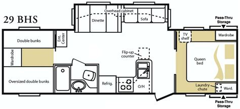 trailer floor plan tumbleweed tiny house floor plans xs house plans