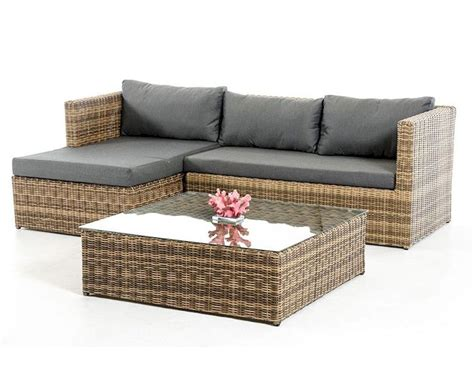 outdoor sectional sofa set in modern style 44p462 set