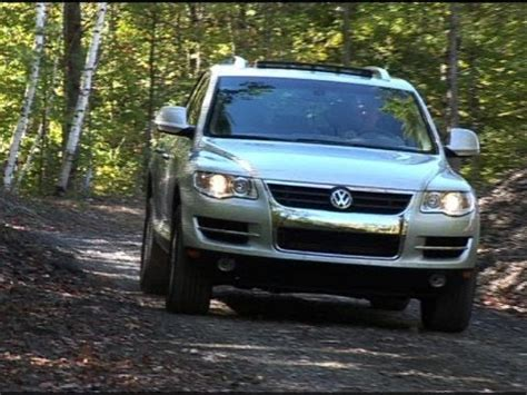 pre owned volkswagen touareg 2002 2010 volkswagen touareg pre owned vehicle review