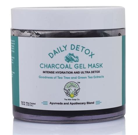 Charcoal Detox Warming Mask by 10 Best Blackhead Removal Masks In India Styles At