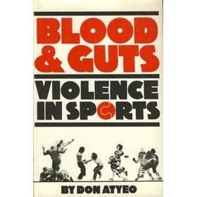 blood and guts in high school books general sports books sportspages