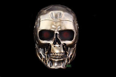 cara membuat wajah robot popular terminator halloween buy cheap terminator
