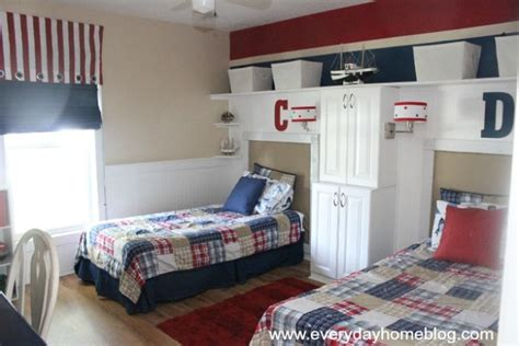 Pottery Barn Inspired Boys Room On A Budget Design Dazzle Pottery Barn Boys Rooms