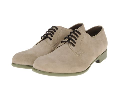Suede Shoes by Sergio Laced Suede Shoes 5 The Monsieur