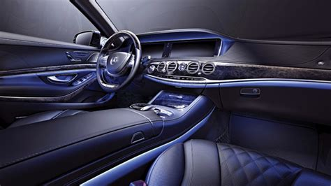 luxury cars interior luxury cars 6 new over the top options hollywood reporter