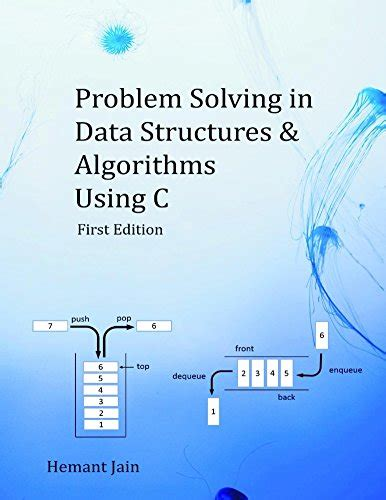 guide to data structures a concise introduction using java undergraduate topics in computer science books problem solving in data structures algorithms using c