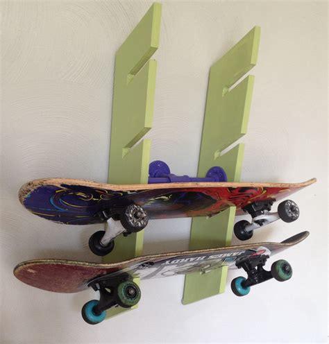 How To Make A Skateboard Rack by Wood Diy Skateboard Rack Plans Pdf Plans