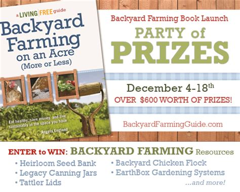 backyard farming on an acre the backyard farming connection book review backyard