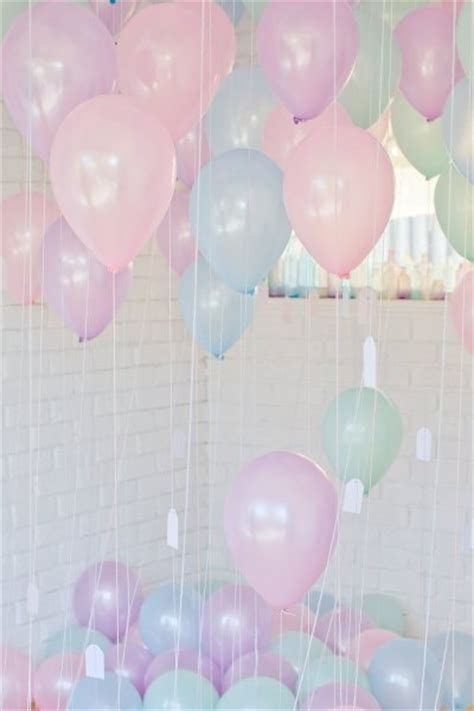 Pastel Decorations by Pastel Balloons