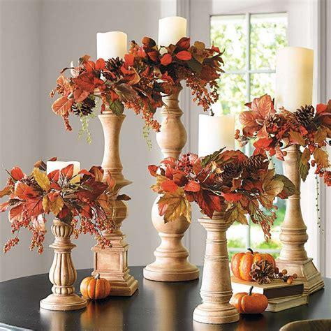 Herbstdeko Fenster by Herbstdeko Aus Naturmaterialien 55 Bastelideen