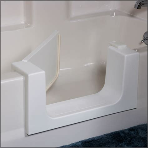 bathtub with a door safeway tub door easy access to your existing bathtub